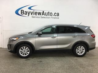 Used 2019 Kia Sorento 2.4L LX - AWD! ALLOYS! 28,000KMS! + MORE! for sale in Belleville, ON