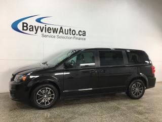 Used 2019 Dodge Grand Caravan GT - 3 ZONE CLIMATE! HTD LEATHER! STOW 'N GO! PWR DOORS! + MORE! for sale in Belleville, ON