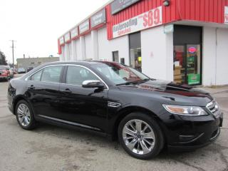 Used 2012 Ford Taurus Limited AWD 10,395+HST+LIC FEE / CERTIFIED / CLEAN CARFAX for sale in North York, ON