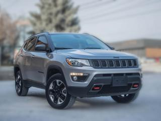 Used 2018 Jeep Compass Trailhawk I NAV I BACK UP I REMOTE STARTER for sale in Toronto, ON