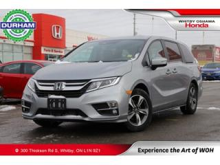 Used 2018 Honda Odyssey EX-L for sale in Whitby, ON