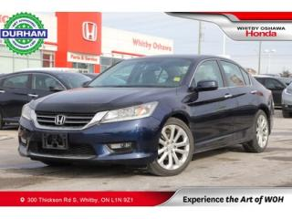 Used 2014 Honda Accord Touring for sale in Whitby, ON