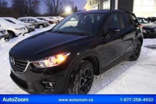 Used 2016 Mazda CX-5 GS **CAMERA**SIEGES CHAUFFANTS**SUNROOF for sale in Laval, QC