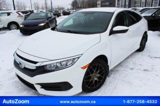 Used 2017 Honda Civic 4dr Cvt Lx for sale in Laval, QC