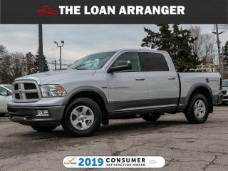 Used 2011 Dodge Ram 1500 for sale in Barrie, ON