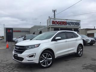 Used 2015 Ford Edge SPORT AWD - NAVI - PANO ROOF - ECOBOOST for sale in Oakville, ON