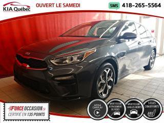 Used 2019 Kia Forte EX * VOLANT CHAUFFANT* CARPLAY* for sale in Québec, QC