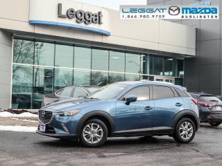 Used 2018 Mazda CX-3 GS - AWD, BLUETOOTH, MOONROOF, HEATED SEATS, REAR CAMERA for sale in Burlington, ON
