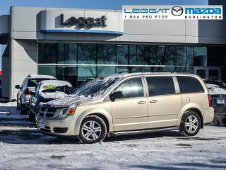 Used 2010 Dodge Grand Caravan Stow & Go seats, V6 Air Conditioning for sale in Burlington, ON