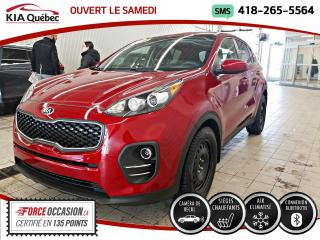 Used 2018 Kia Sportage LX * CAMERA DE RECUL * 15523 KM * MAGS * for sale in Québec, QC