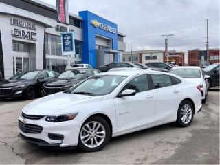 Used 2018 Chevrolet Malibu LT|BLUETOOTH|REAR CAMERA| for sale in Brampton, ON