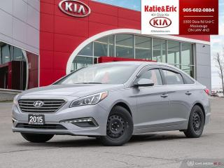 Used 2015 Hyundai Sonata GL for sale in Mississauga, ON