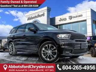 Used 2019 Dodge Durango R/T *ACCIDENT FREE* *LOCALLY DRIVEN* for sale in Abbotsford, BC