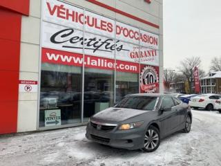 Used 2011 Honda Accord EX**TOIT OUVRANT**BLUETHOOT** 90 JOURS SANS PAIEMENTS (DETAILS EN CONCESSION) for sale in Montreal, QC