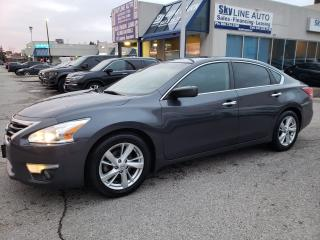 Used 2013 Nissan Altima 2.5 SL SL|LEATHER|CAMERA|REMOTE START|CERTIFIED for sale in Concord, ON