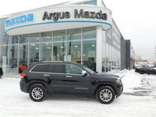Used 2014 Jeep Grand Cherokee Limited for sale in Gatineau, QC