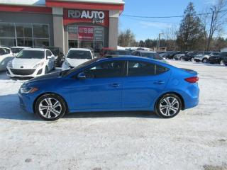 Used 2017 Hyundai Elantra GLS TOIT OUVRANT++ for sale in Notre-Dame-Des-Prairies, QC
