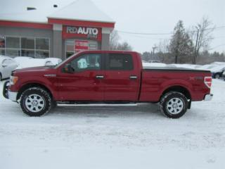 Used 2014 Ford F-150 4WD SuperCrew XTR for sale in Notre-Dame-Des-Prairies, QC