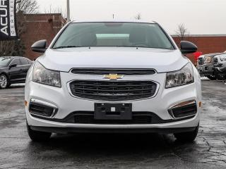 Used 2016 Chevrolet Cruze Limited 2LS LS | CLOTH | FWD | LOWKMS | SAVE$$$ | 138HP | AC | for sale in Burlington, ON
