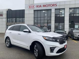 Used 2019 Kia Sorento SX| 7 SEATS| LOW KM |NAVI |PANOROOF| ONE OWNER | for sale in North York, ON
