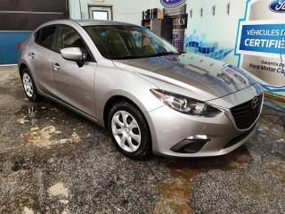 Used 2016 Mazda MAZDA3 4dr Sdn for sale in Val-D'or, QC