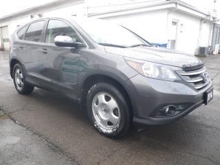 Used 2014 Honda CR-V EX (snows on rims) for sale in Fort Erie, ON