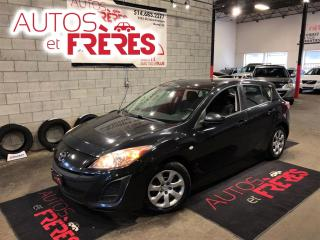 Used 2010 Mazda MAZDA3 GX for sale in Dorval, QC