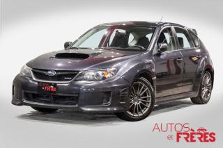 Used 2011 Subaru Impreza WRX WRX for sale in Dorval, QC