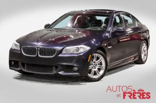 Used 2013 BMW 5 Series 528i xDrive for sale in Dorval, QC
