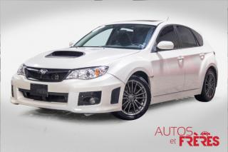 Used 2013 Subaru Impreza WRX Limited *cuir et toit* for sale in Dorval, QC
