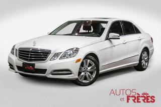 Used 2013 Mercedes-Benz E-Class E300 4-matic for sale in Dorval, QC