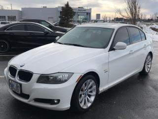 Used 2011 BMW 3 Series for sale in Kitchener, ON