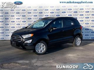 New 2020 Ford EcoSport SE FWD for sale in Welland, ON