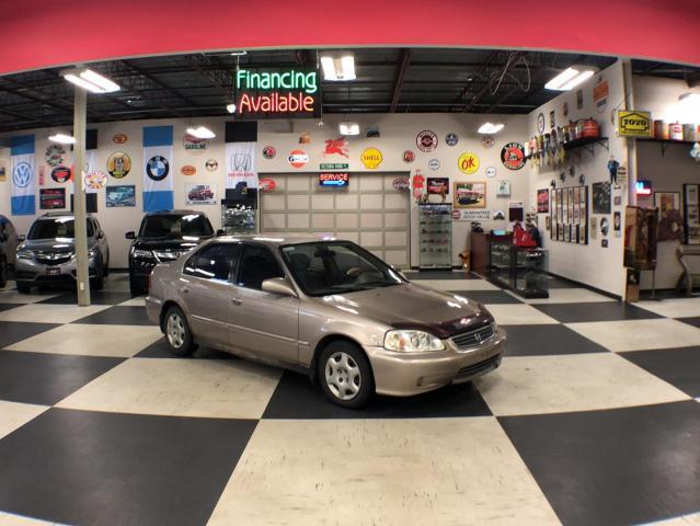 2000 Honda Civic 4dr Sdn EX-G Auto w/Air Cond/ABS