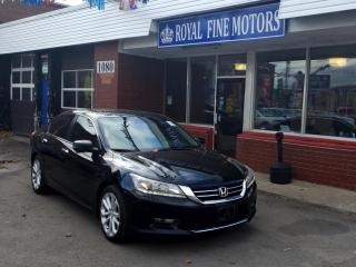 Used 2015 Honda Accord Sedan 4dr I4 CVT Touring for sale in Toronto, ON