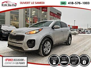 Used 2017 Kia Sportage LX *FWD *SIÈGES CHAUFFANTS *A/C for sale in Québec, QC
