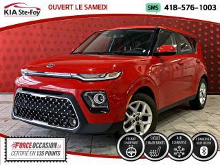 Used 2020 Kia Soul EX *IVT *SIÈGES ET VOLANT CHAUFFANTS *A/ for sale in Québec, QC