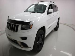 Used 2015 Jeep Grand Cherokee Overland for sale in Quebec, QC
