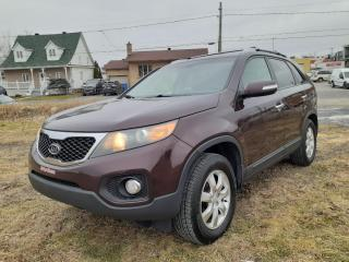 Used 2011 Kia Sorento LX for sale in Mascouche, QC
