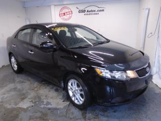 Used 2011 Kia Forte EX for sale in Ancienne Lorette, QC
