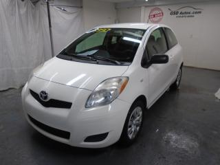Used 2011 Toyota Yaris CE for sale in Ancienne Lorette, QC