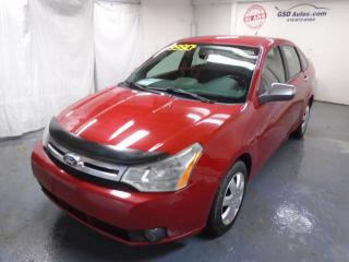 Used 2011 Ford Focus SE for sale in Ancienne Lorette, QC