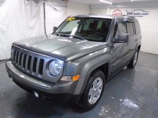 Used 2011 Jeep Patriot north for sale in Ancienne Lorette, QC