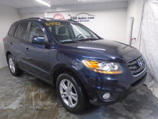 Used 2011 Hyundai Santa Fe GL SPORT for sale in Ancienne Lorette, QC
