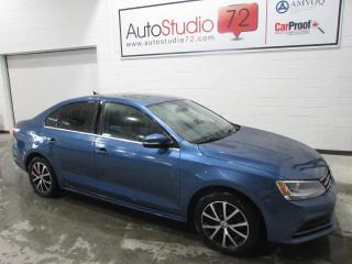 Used 2015 Volkswagen Jetta CAMERA RECUL**BLUETHOOT**CRUISE for sale in Mirabel, QC