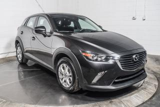 Used 2018 Mazda CX-3 GS A/C MAGS CAMERA DE RECUL for sale in St-Hyacinthe, QC