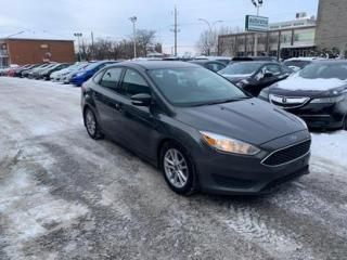 Used 2016 Ford Focus SE for sale in Drummondville, QC
