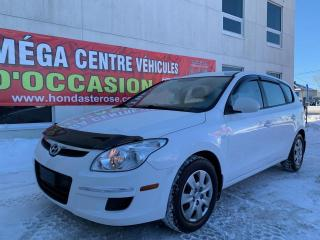 Used 2012 Hyundai Elantra Touring AUTOMATIQUE DISPONIBLE DU 15 JAN AU 22 J for sale in Laval, QC