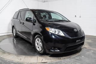 Used 2017 Toyota Sienna LE A/C MAGS GROS ECRAN CAMERA DE RECUL for sale in St-Hubert, QC