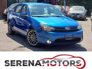 Used 2010 Ford Focus SES | AUTO | BLUETOOTH | HEATED SEATS | LOW KMS for sale in Mississauga, ON